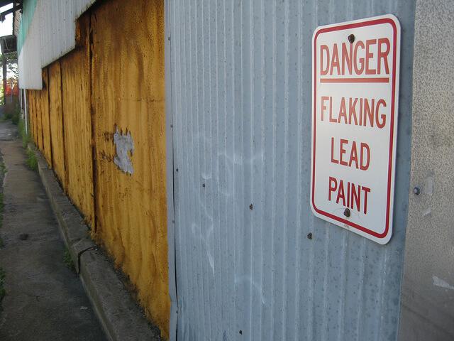 Six Myths about Lead Paint