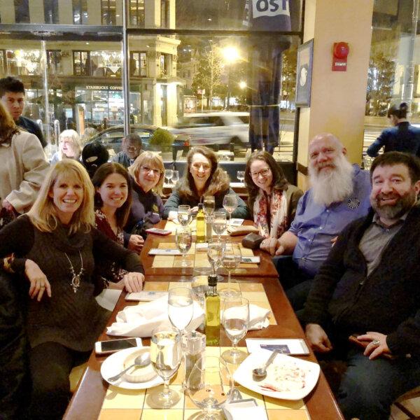 Jocelyne GS10k Dinner