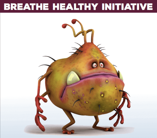 December's Breathe Healthy Initiative Topic:  Our Indoor Generation
